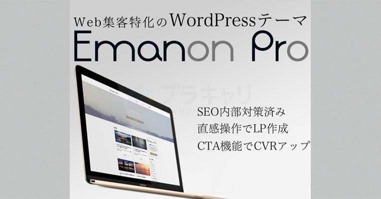 おすすめ有料テーマ④サービス内容を分かりやすく伝えたいなら「Emanon-Pro」